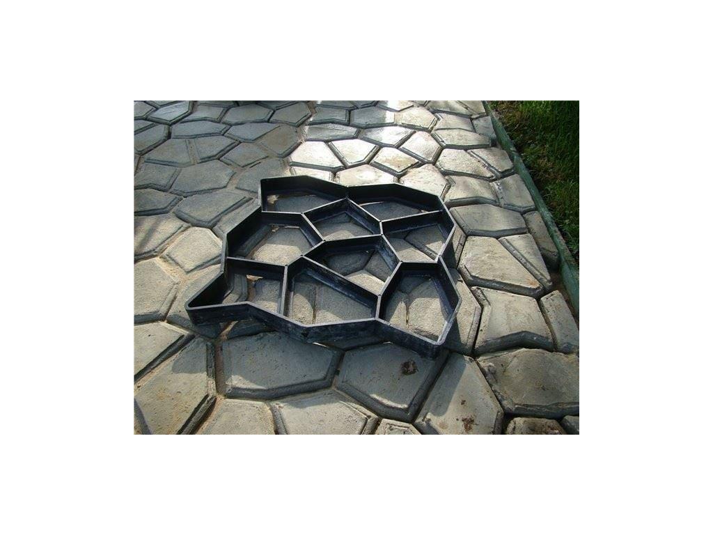 0017279 forma na betonove chodniky