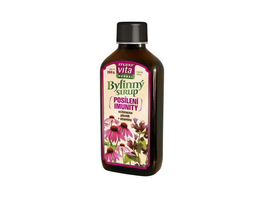 maxivita bylinny elixir posileni imunity