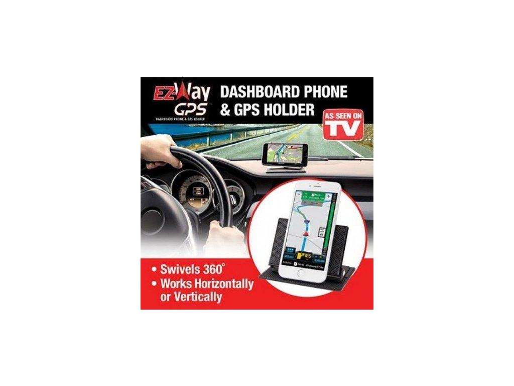 Držák mobilu nebo navigace do auta EZ-WAY