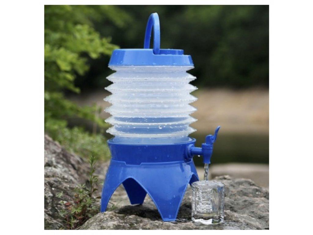 Skládací zásobník na vodu