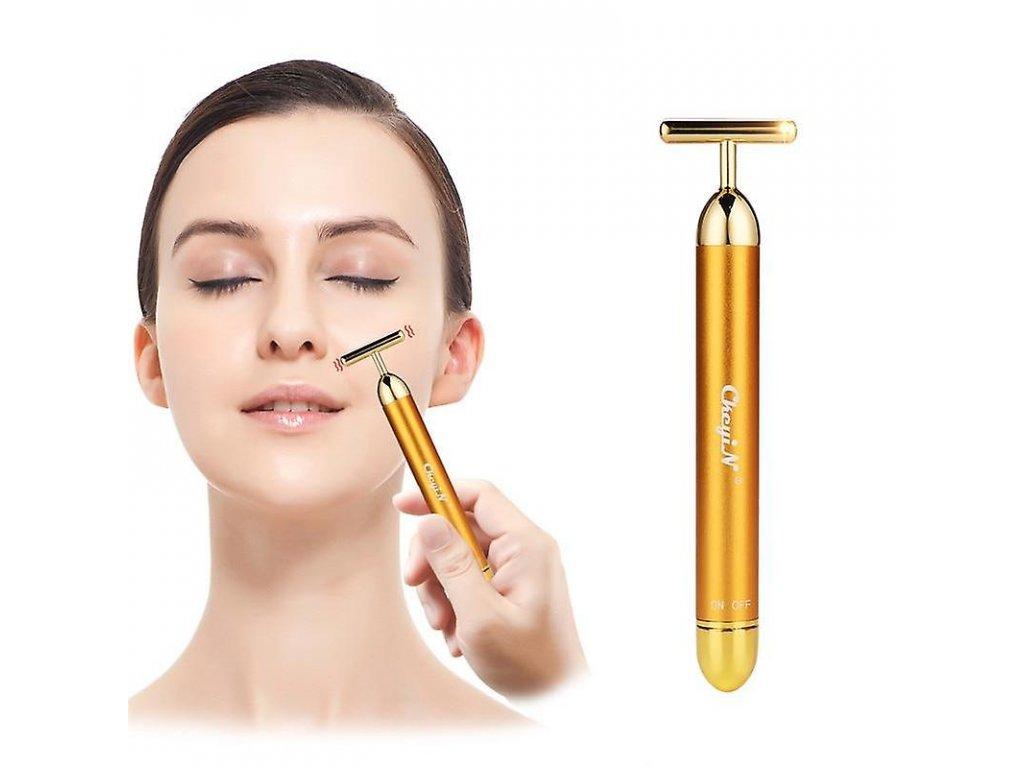 Masážní vibrační tyčinka – Energy Beauty Bar