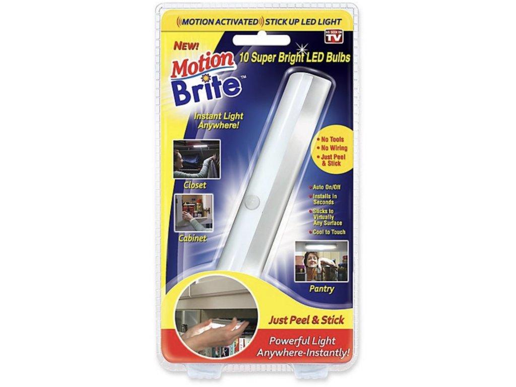 Nalepovací LED světlo