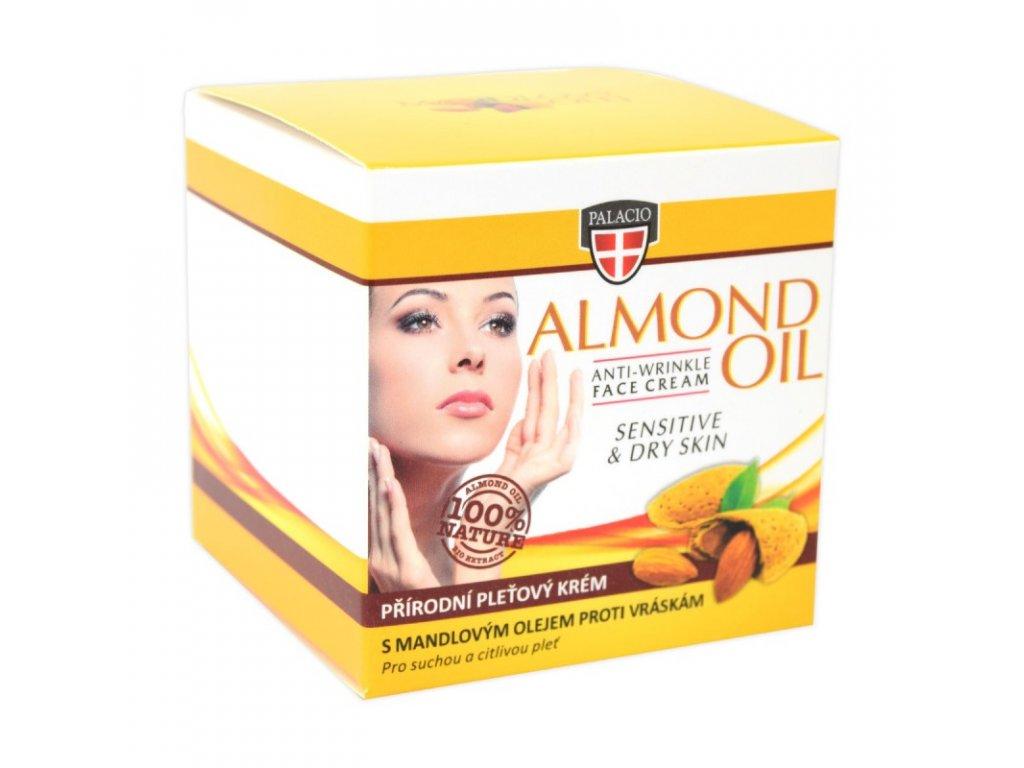 palacio pletovy krem 50 ml mandlovy olej
