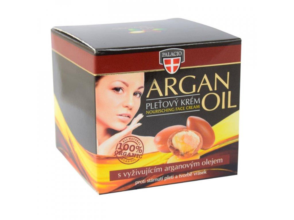 palacio pletovy krem 50 ml argaovy olej