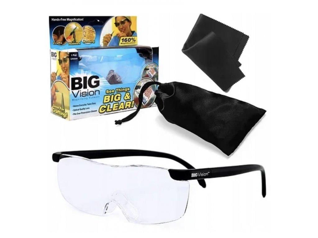 Zvětšovací brýle - Zoom