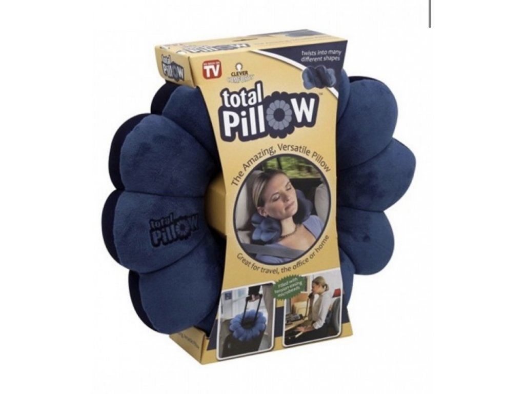 Polštářek Total Pillow