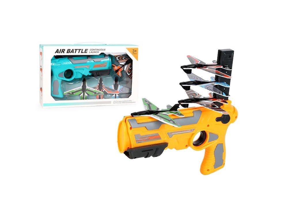 vystrelovaci pistole air battle