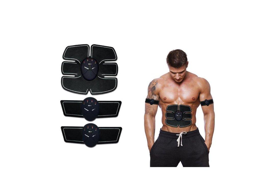 elektronicky posilovac svalu six pack ems