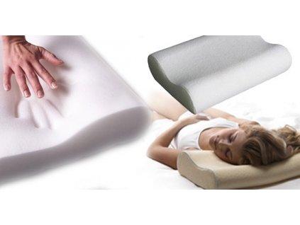 Ortopedický polštář pro zdravý spánek