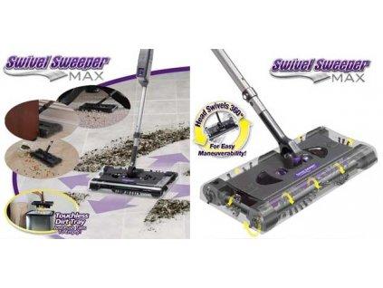 Bezdrátový elektrický mop Swivel Sweeper Max