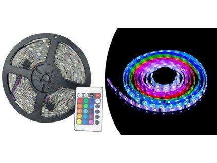 Barevný LED pásek - oživte tvůj byt či dům!