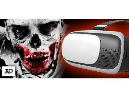 VR BOX - 3D Brýle pro virtuální realitu