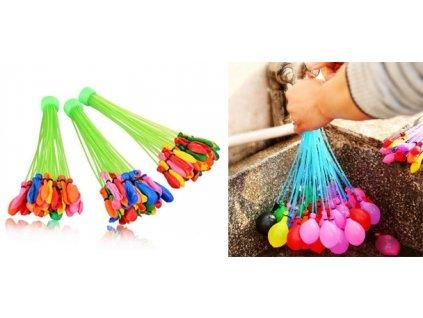 Vodní bomby - balonky (33 nebo 111 kusů)