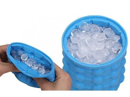 Silikonová nádoba na výrobu ledu 2