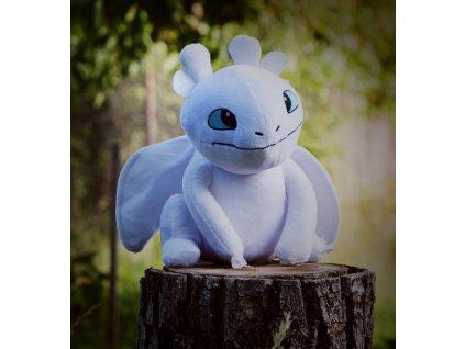 Bílý drak - Běska z pohádky Jak vycvičit draka