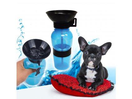 lahev na vodu pro psy