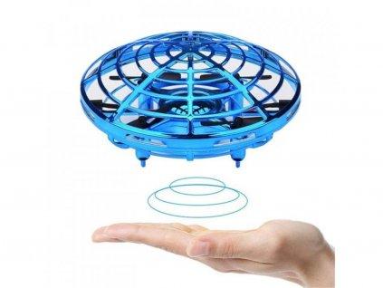 Létající dron UFO ovládaný rukou