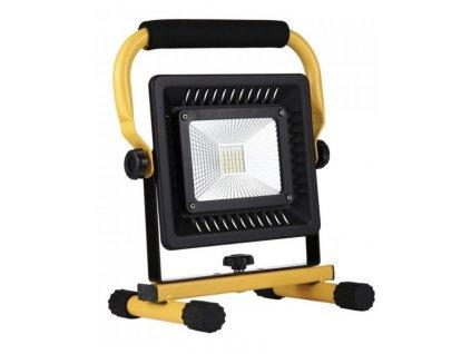Dobíjecí přenosný LED reflektor 50W