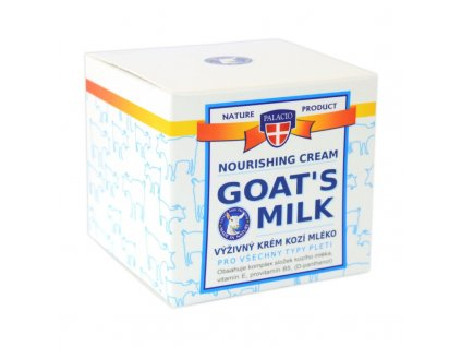 palacio pletovy krem 50 ml kozi mleko