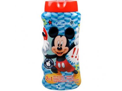 Dětský šampon + pěna 2v1, MICKEY MOUSE