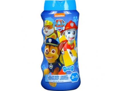Dětský šampon + pěna 2v1, PAW PATROL