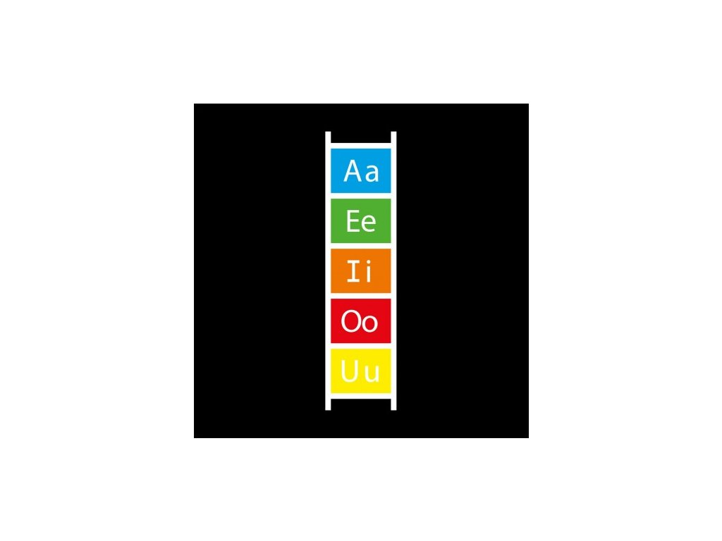 vowel ladder solid product 0