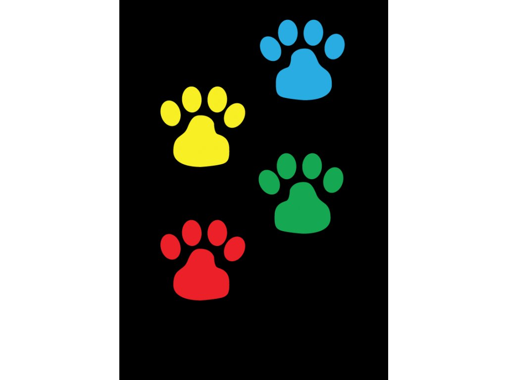 paw prints product 0