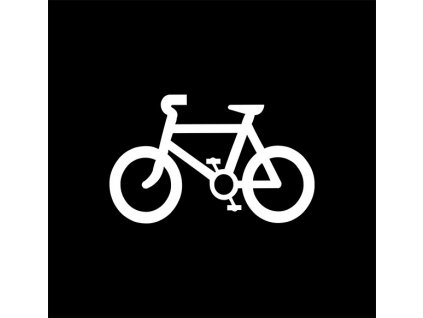bicycle white product 0