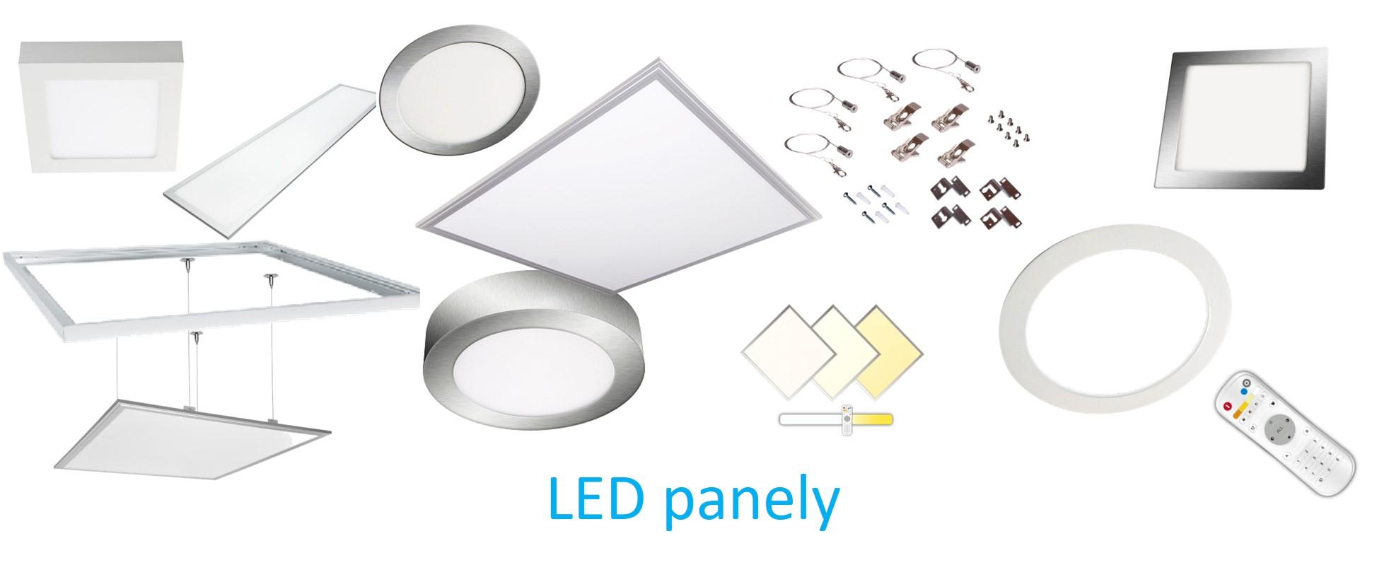 LED panely MaxLumen