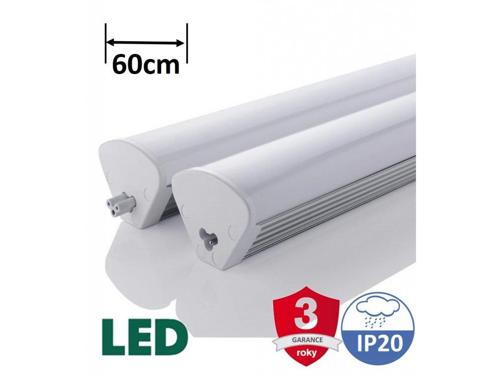 Immax LED svítidlo Linear Triangle 60cm 20W PB hliníkové led svítidlo