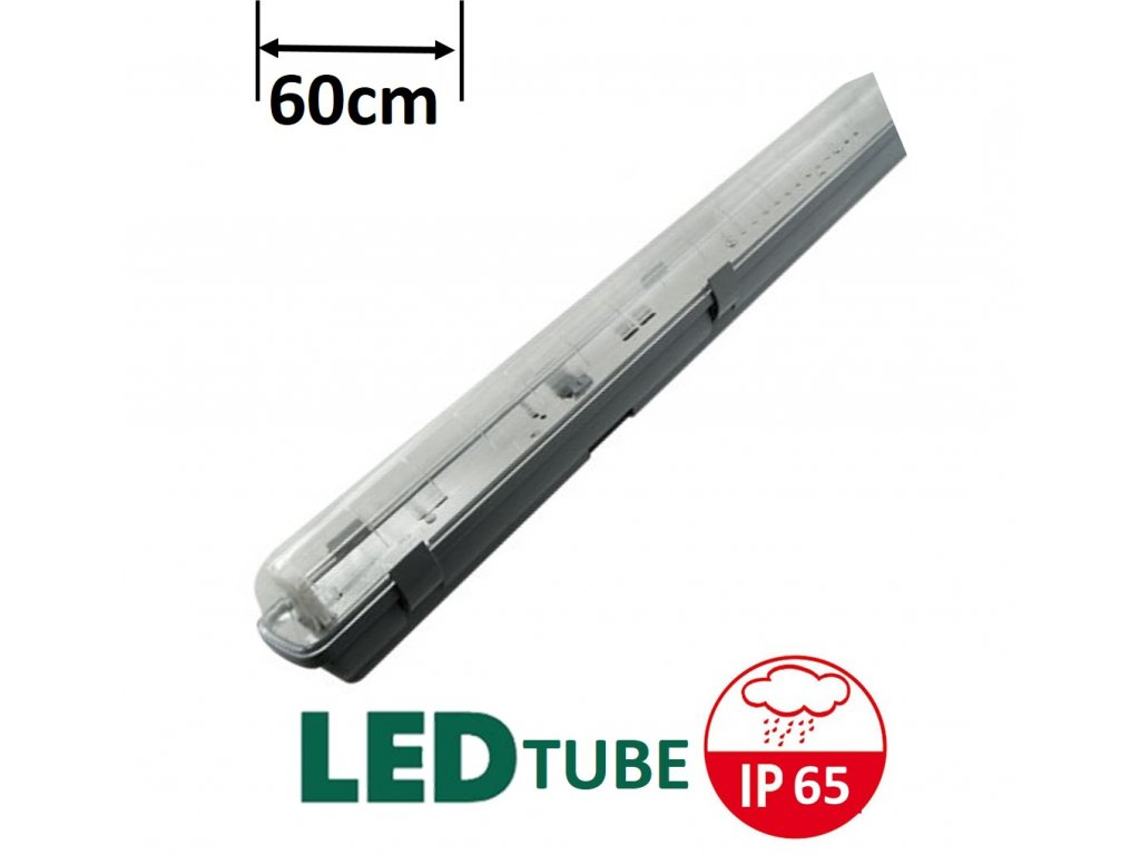 Greenlux dust LED ps 1xT8 60cm jednostraně napájené MaxLumen.cz