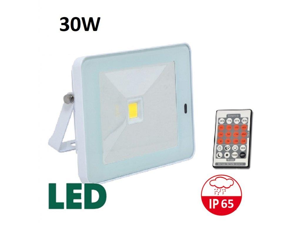 LED reflektor s pohybovym cidlem RLHJ30W BI HF 4100 maxlumen.cz