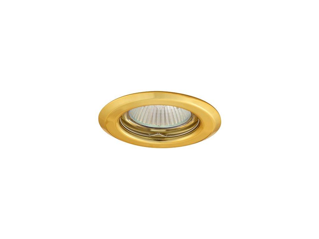 bodovka vestavna do podhledu zlata AXL 2114 G maxlumen
