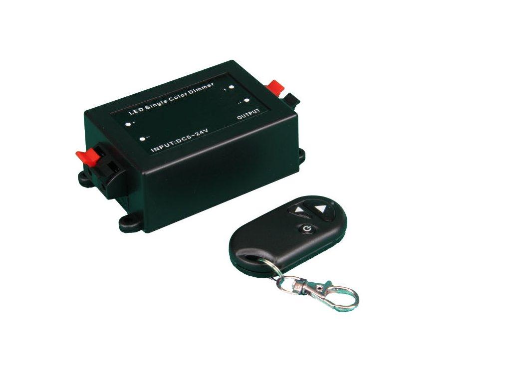LED ovladač stmívač RF1