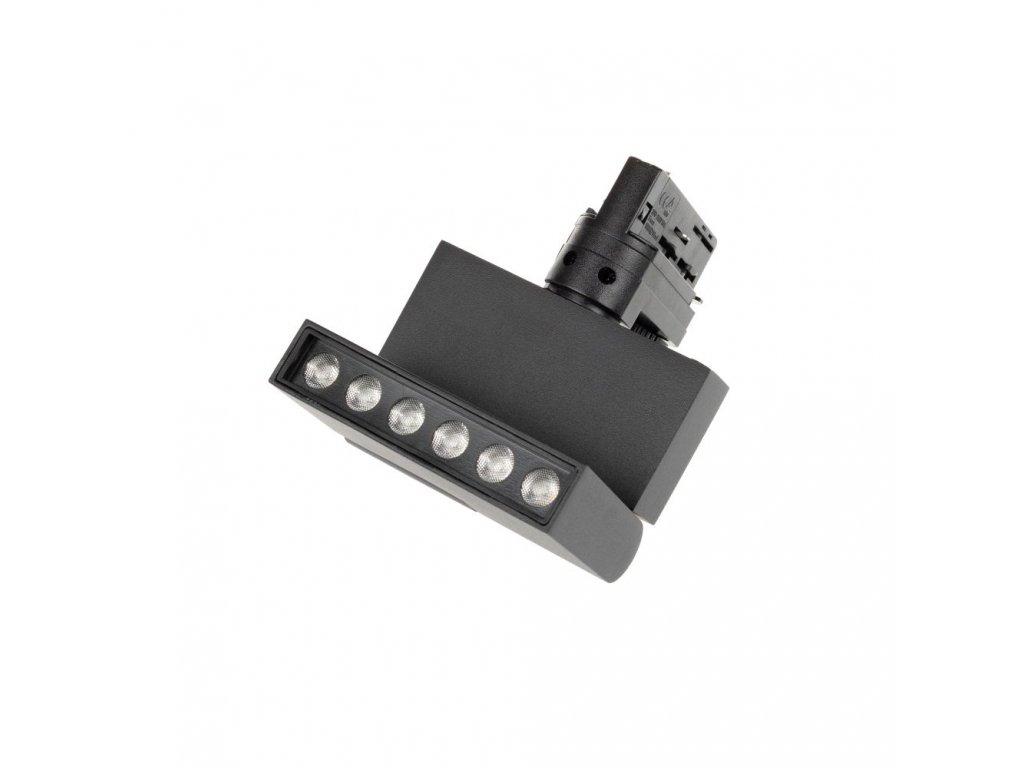 Lištové svítidlo SEMO-B 12W černé