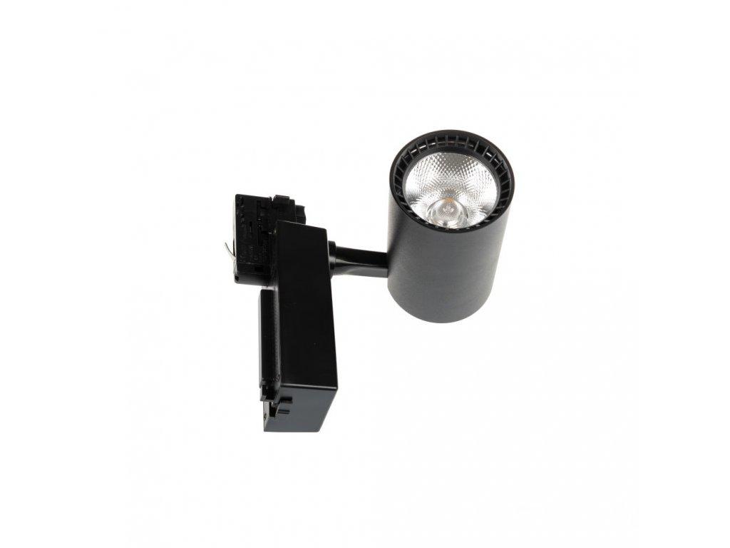 Lištové svítidlo TORU-B 20W černé
