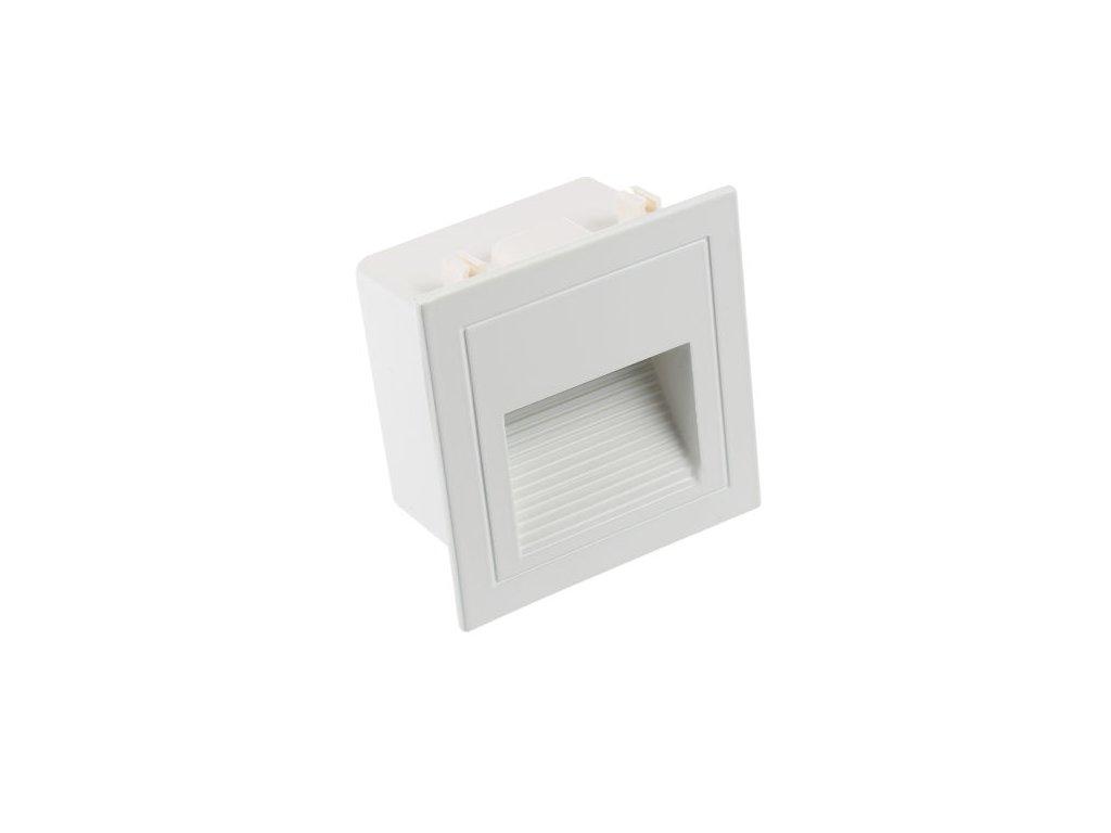 LED vestavné svítidlo LOPEN-W-IP65 bílé DENNÍ BÍLÁ