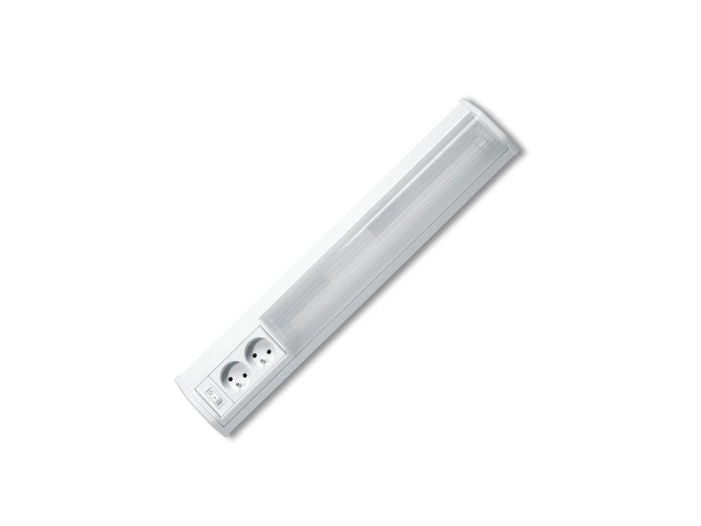 Svítidlo pod kuchyňskou linku vč.zásuvek ROSA 60cm TL3020-15