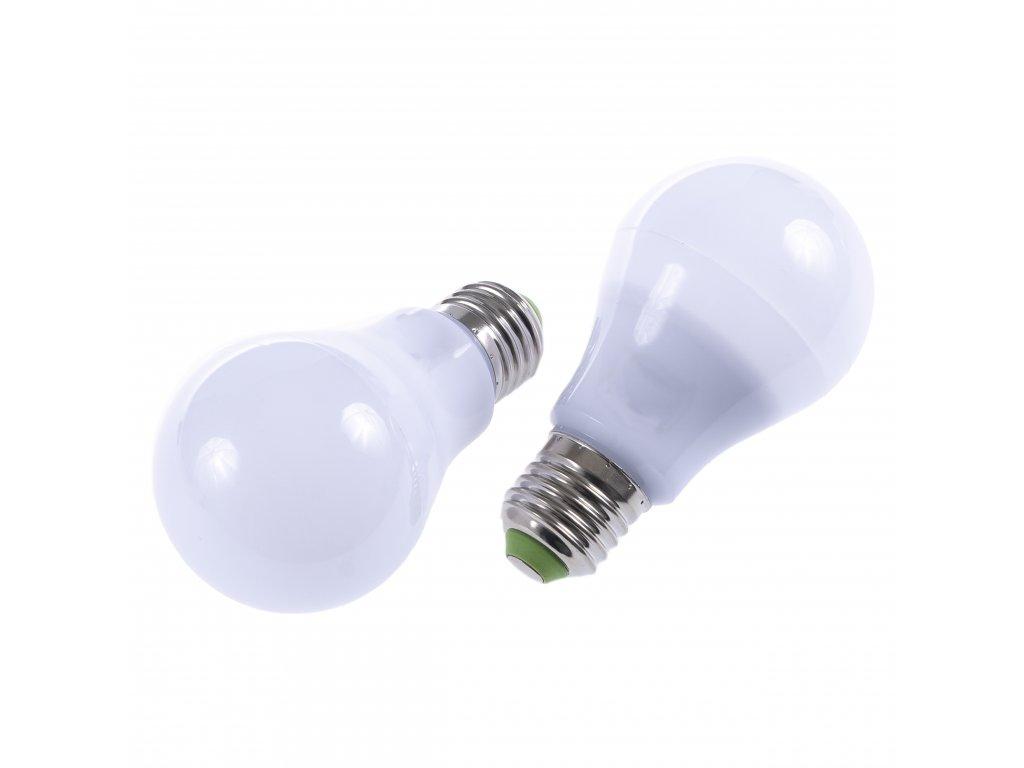LED žárovka E27 EV9W-DIM stmívatelná TEPLÁ BÍLÁ