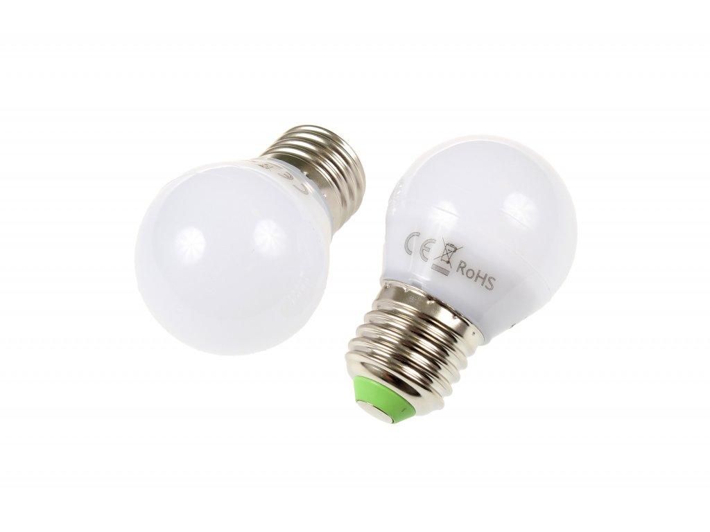 LED žárovka E27 LU5W-260 TEPLÁ BÍLÁ