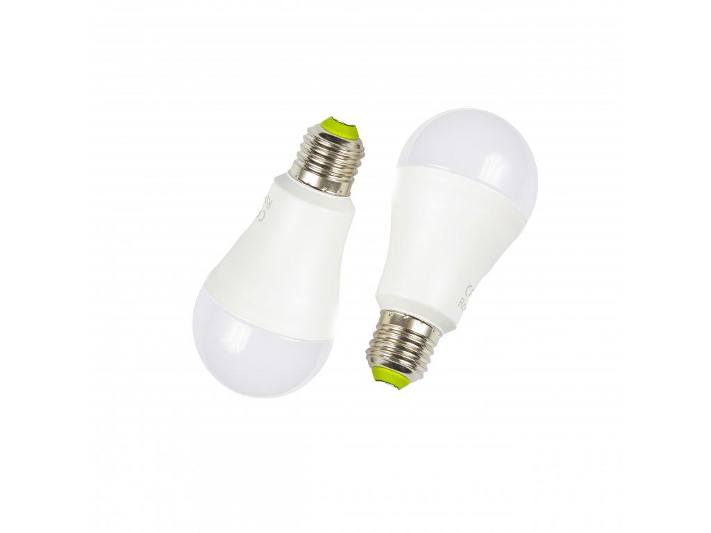 LED žárovka E27 L15W A60 STUDENÁ BÍLÁ