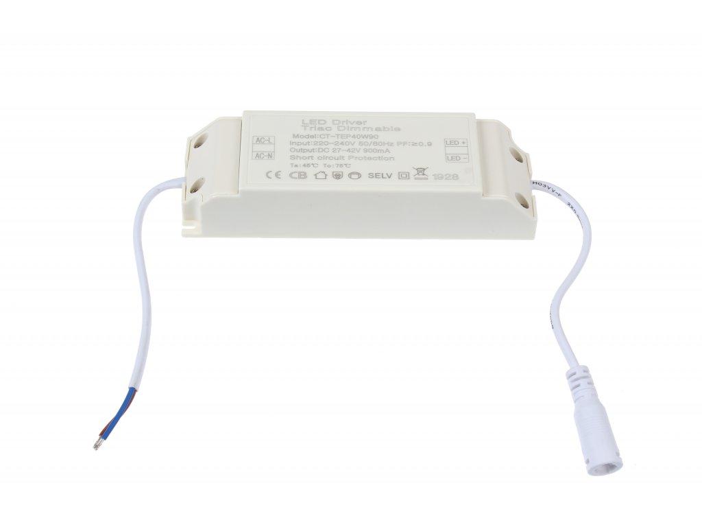Stmívatelný zdroj pro panel E6060 a P6060