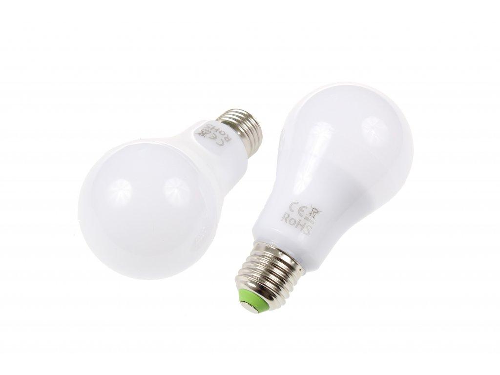 LED žárovka E27 R12W-280 STUDENÁ BÍLÁ