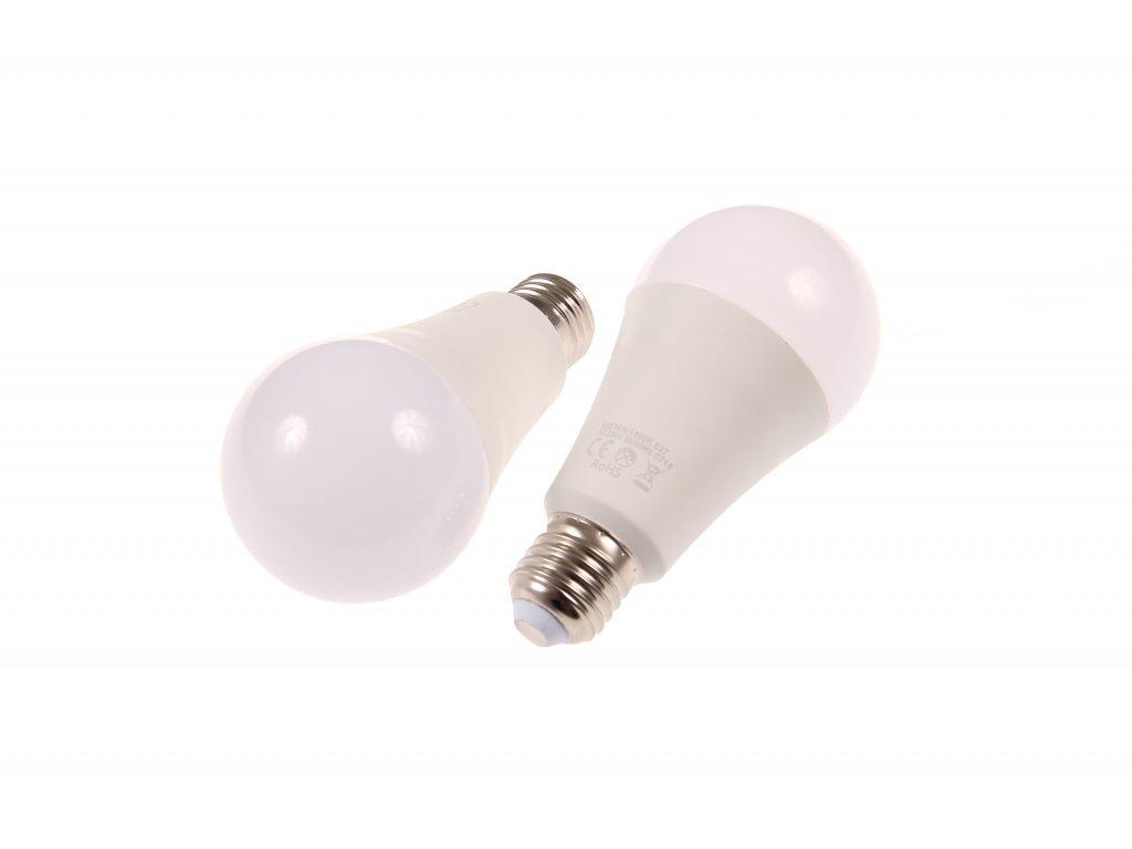 LED žárovka E27 VKA65 16W STUDENÁ BÍLÁ