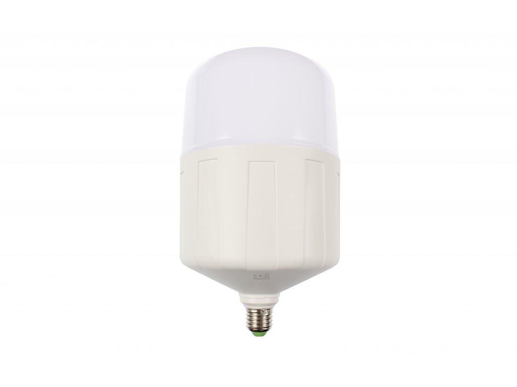 LED žárovka E27-T160 STUDENÁ BÍLÁ