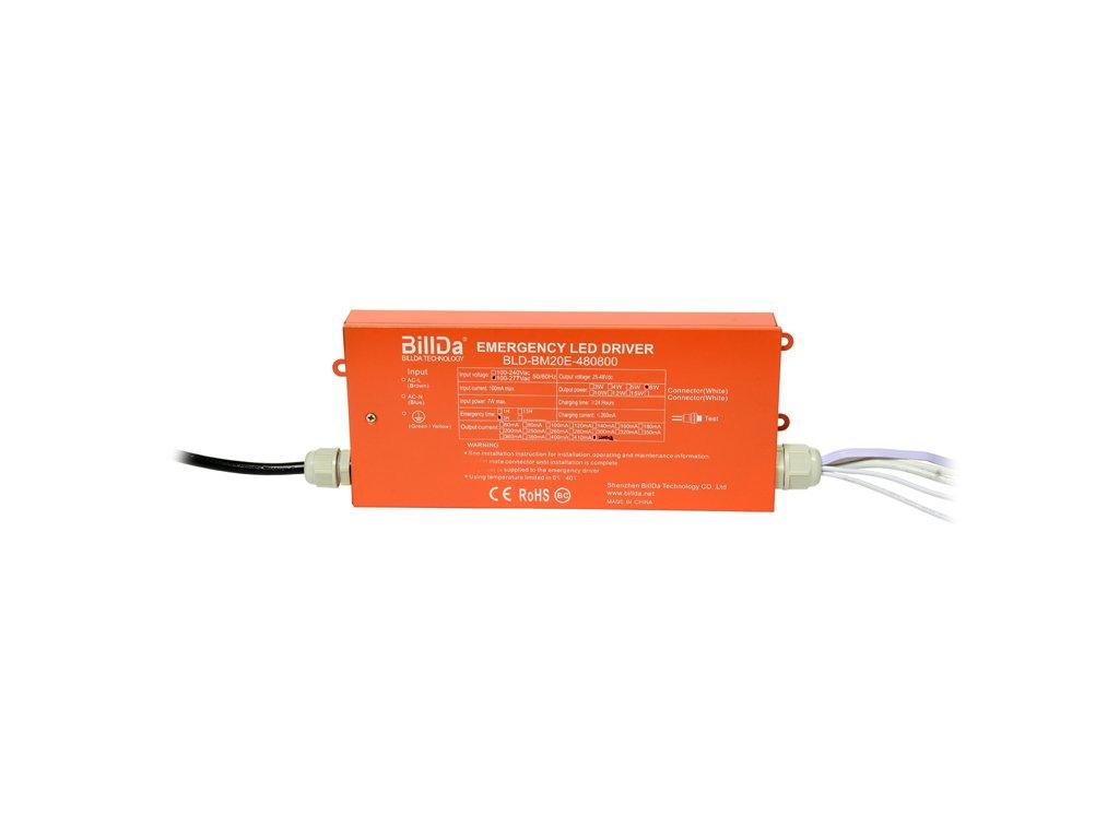 Nouzový modul ke svítidlu LED-GPL44-45W