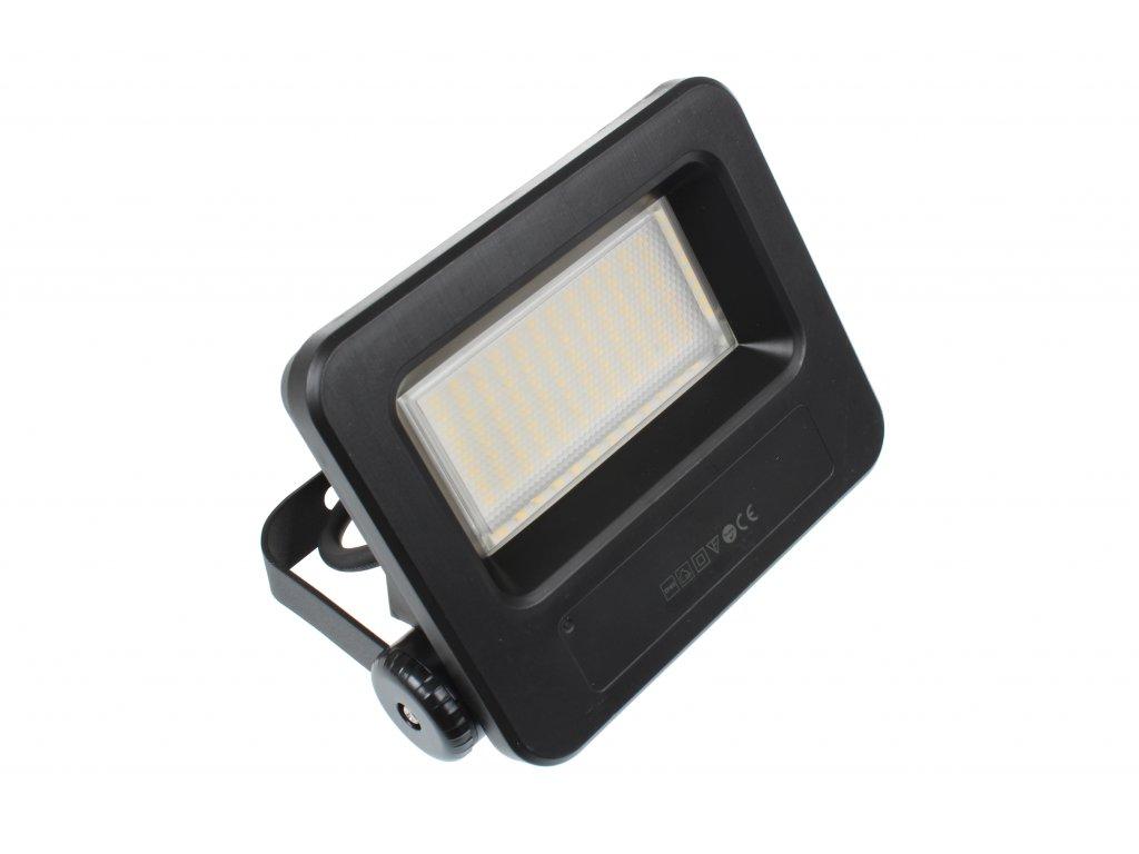 LED reflektor FB15W černý 15W TEPLÁ BÍLÁ 103701