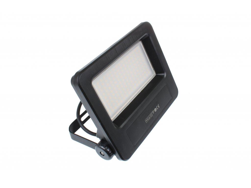 LED reflektor FB50W černý 50W TEPLÁ BÍLÁ 103707