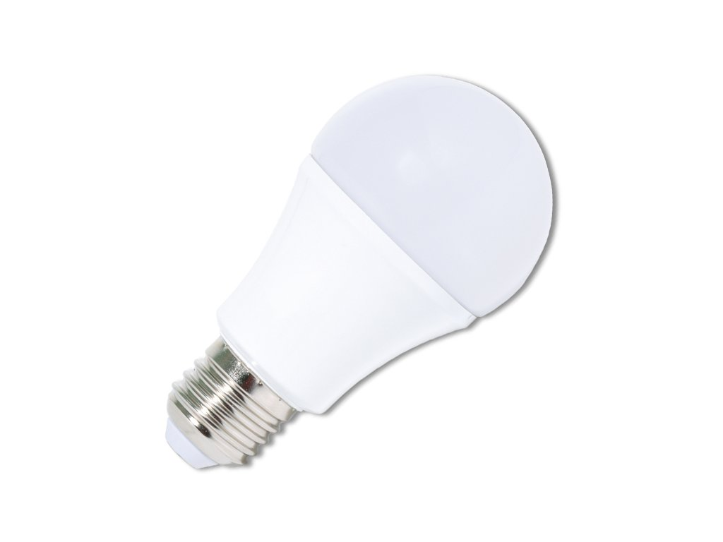LED žárovka E27 12W teplá bílá, denní bílá