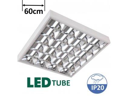 greenlux ORI LED 4xT8 60cm svítidlo pro 4 LED trubice maxlumen.cz